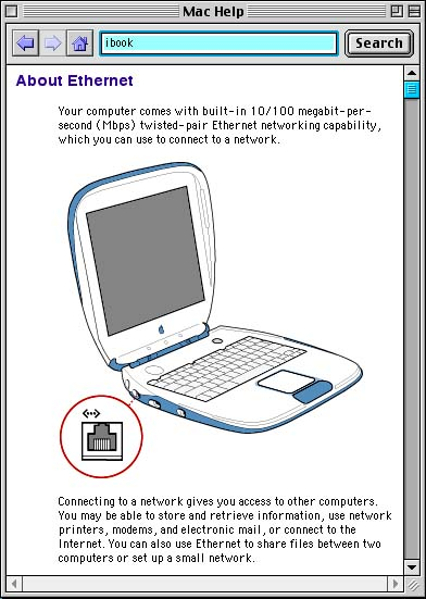 iBook: Vision in Blueberry