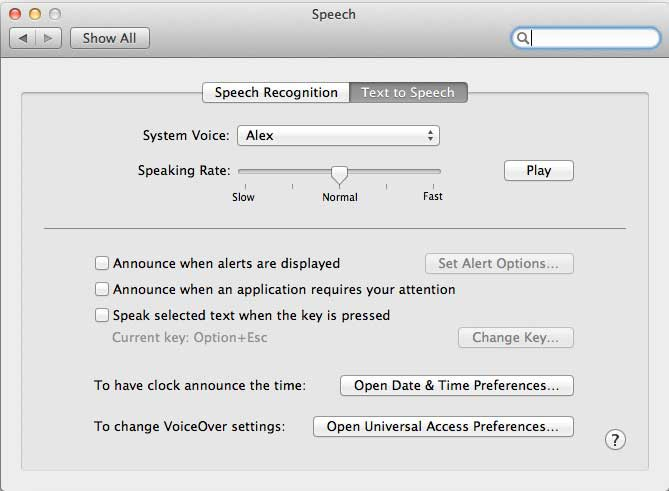 Electric Pi Journal: Lionspeak: Voice Synthesis in Mac OS X Lion 10 7