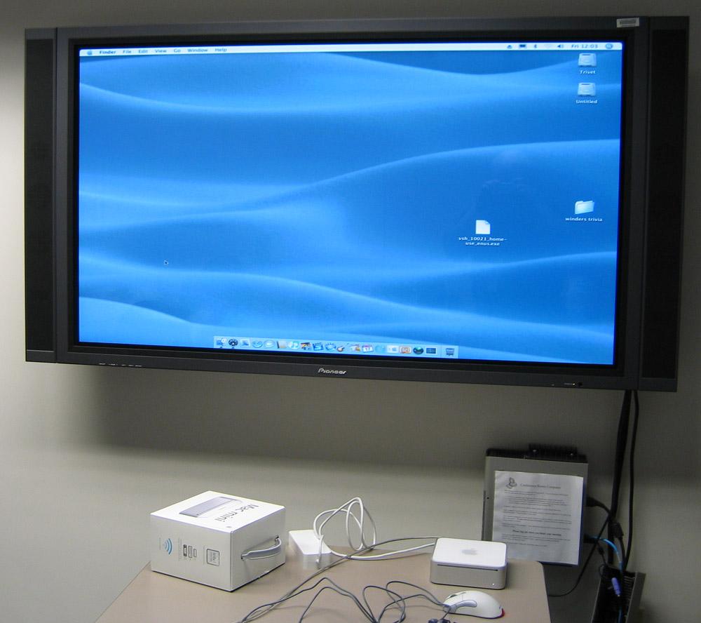 running windows on mac mini