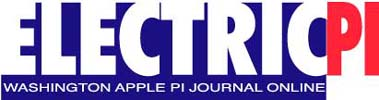 Electric Pi-Washington Apple Pi Journal Online